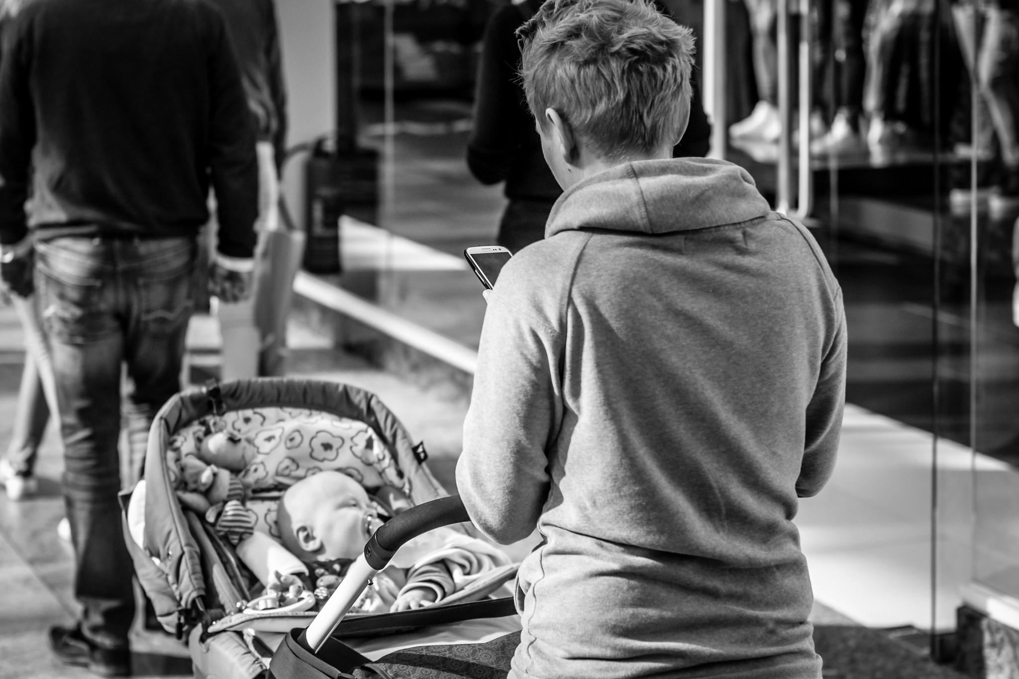 Baby Sjoerd Lammers street photography Flickr
