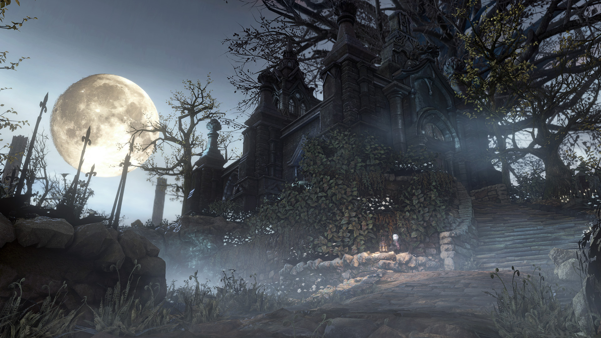 Bloodborne's grim world and high difficulty didn't scare away fans.