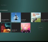 Spotify on PlayStation Music
