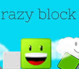 Crazy Block from 14-year-old developer Lucia Sanchez.