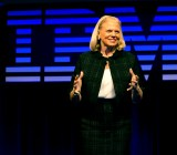 IBM chief executive Ginni Rometty.