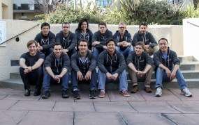 The Branch team on their home turf in Palo Alto.
