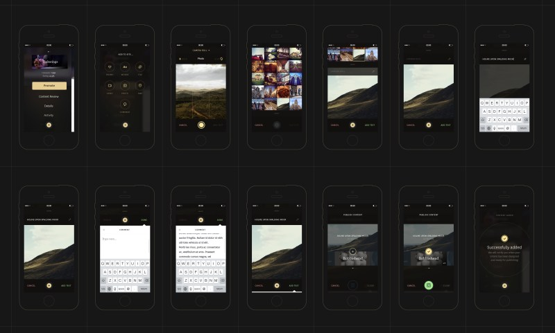 Website builder The Grid gets Chrome extension, iOS app, & automatic image cropping