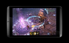 Vainglory on Shield tablet