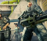 Dirty Bomb has seven characters at the start, including a tank.