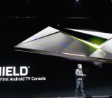 Jen-Hsun Huang unveils the Nvidia Shield Android TV console