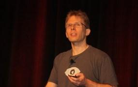 John Carmack of Oculus VR.