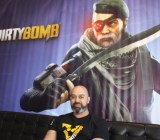 Neil Alphonso, lead designer of Dirty Bomb at Splash Damage.