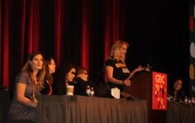 #1Reason2Be panel, led by Brenda Romero