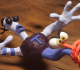 Tommynaut is the protagonist in Armikrog.