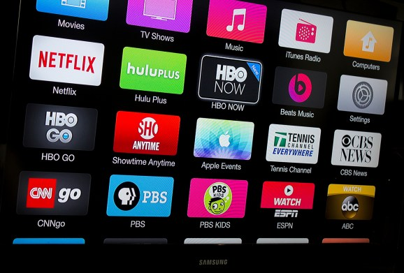Apple TV HBO Now
