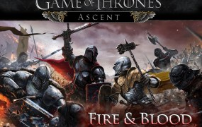 Fire & Blood is out now on Android.