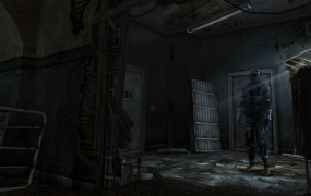 Amazon's Lost Within looks as dark and scary as you'd expect from a survival horror.