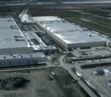 Google's 'Council Bluffs' data center facilities in Iowa.