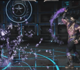 Playing as Rain in Mortal Kombat X.