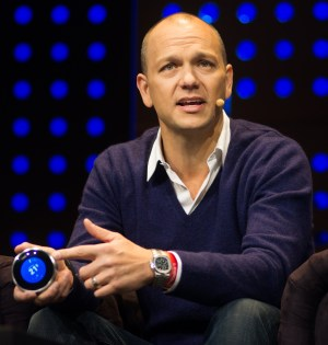 Ex-Apple, ex-Nest, now Google's Tony Fadell.