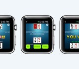 BlackJack Anywhere from PlayScreen is designed for the Apple Watch.