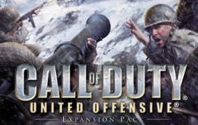 Call of Duty: United Offensive was the first expansion for Call of Duty. It introduced multiplayer.
