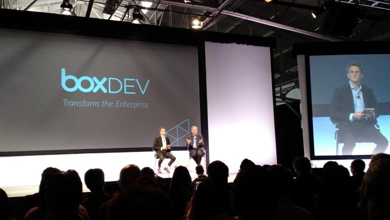 Eric Schmidt Box Dev Con