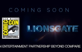 Lionsgate and Comic-Con team up