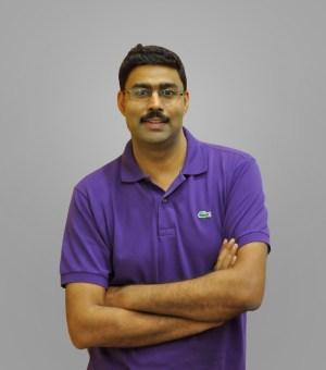 Manish Agarwal, the chief executive of Nazara