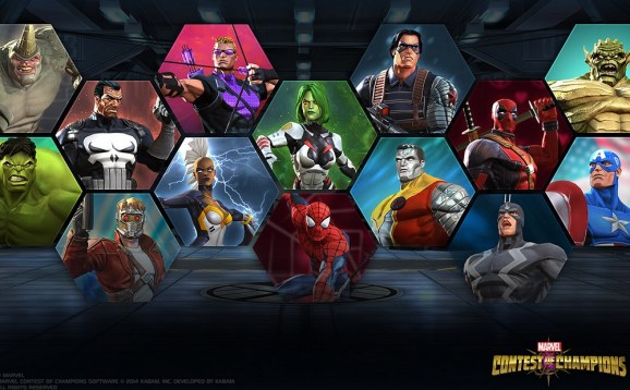 Kabam teams up with Longtu Games to launch Marvel mobile game in China