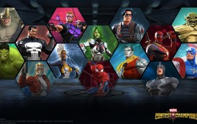 Characters in Marvel: Contest of Champions