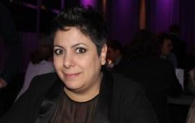 Reine Abbas, cofounder of Wixel Studios in Lebanon.