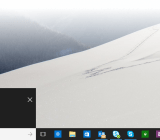 Cortana with the keyboard shortcut in Windows 10 build 10130 for PCs