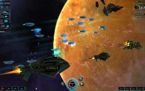 Endless Space is Amplitude Studio's first game.