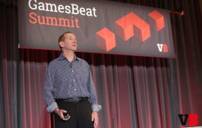 Tim Merel opens the first GamesBeat Summit with predictions of our mobile and augmented reality-virtual reality futures.
