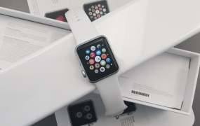 The official VentureBeat Apple Watch re-boxing.