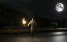 Like this person carrying a torch at night, Daybreak has made itself a target.