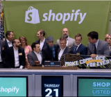 Shopify NYSE
