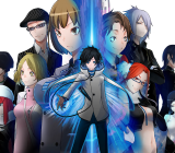 The cast of Devil Survivor 2 has great hair.