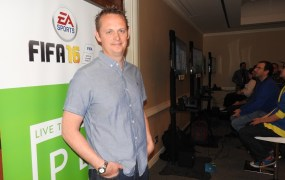 Nick Channon, senior producer at EA Canada, talks about women in FIFA 16.
