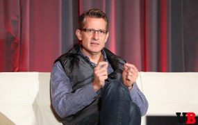 Kent Wakeford of Kabam at GamesBeat Summit.