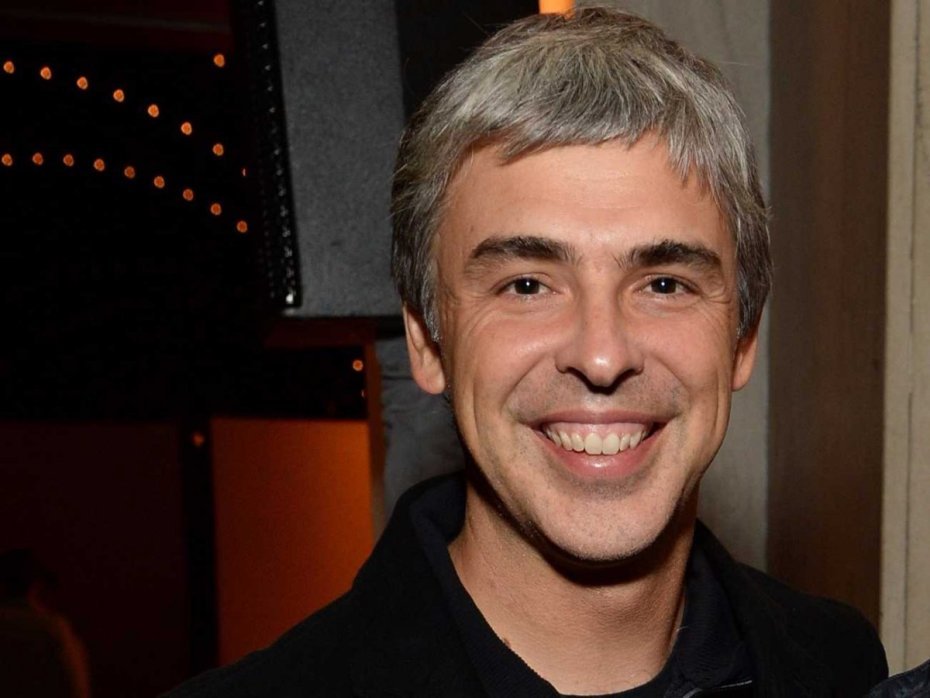 Glassdoor: Employees rank Google's Larry Page as CEO of ...