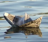 The news business: It's still afloat.