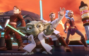 Star Wars: Twilight of the Republic for Disney Infinity 3.0.
