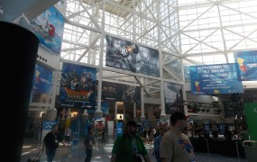 LACC's South Hall during E3 2015.