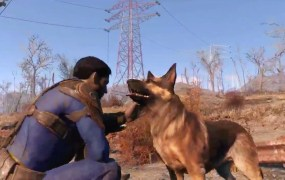 Fallout 4 E3 2015 - Good dog