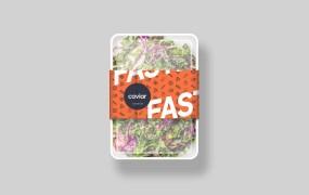 Fastbite by Caviar NY Kale Salad