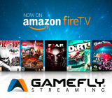 GameFly will partner with Amazon to bring game streaming to the Fire TV first.