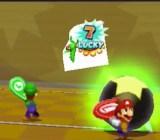 Mario & Luigi: Paper Jam in action.