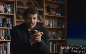 Astrophysicist Neil deGrasse Tyson, in a video shown by Apple on June 8, 2015.