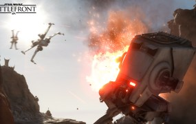 Star Wars: Battlefront is just one of the reasons EA is on the rise.
