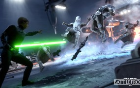 Star Wars and EA's digital efforts have the company well positioned to thrive through the rest of its fiscal year.