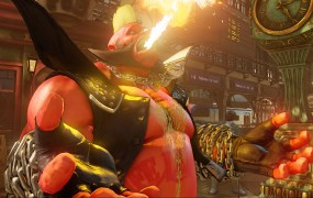 Street Fighter V E3 2015 - Birdie 03