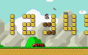 Make all the Marios.